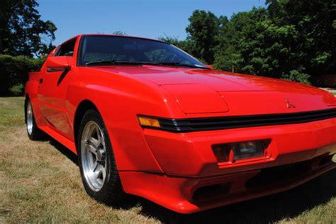 1987 Mitsubishi Starion Esi-r Conquest For Sale: Photos