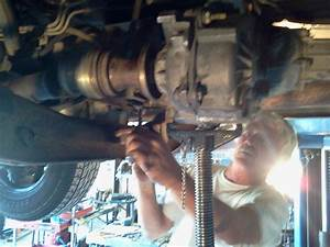 Swaping In A Np233 S10 Transfercase