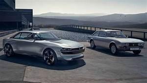 Peugeot Cabriolet 2018 : 2018 peugeot e legend concept at paris auto show electric and autonomous coupe pays homage to ~ Melissatoandfro.com Idées de Décoration