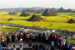 Yunnan: Bello paisaje en Condado Luoping spanish xinhuanet