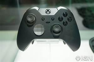 E3 2015 Microsoft Showcases New Xbox Elite Controller IGN