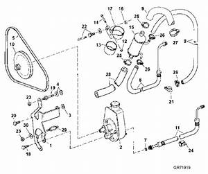 Steering For Volvo Penta 5 7gspwtr