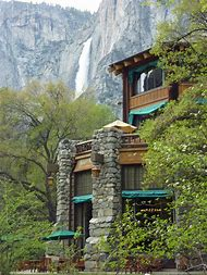 Ahwahnee Hotel Yosemite National Park