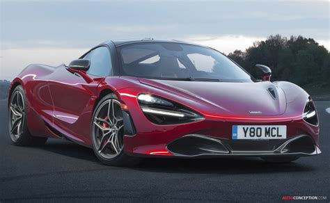Mclaren 720s Crowned 'most Beautiful Supercar Of The Year