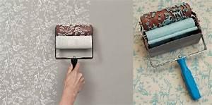 Muster Für Wandgestaltung : coole wand streichideen und streichtechniken f r kreative ~ Lizthompson.info Haus und Dekorationen