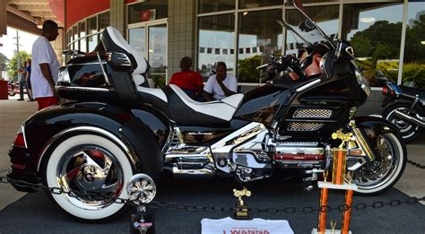 Custom Honda Gold Wing Trike