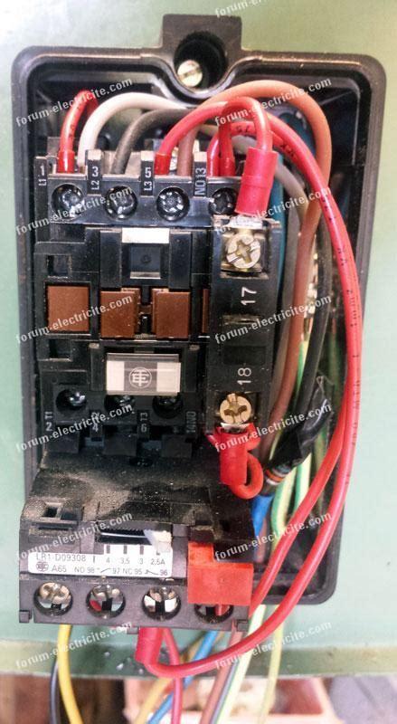 conseils branchement pompe et ballon 224 membrane via un boitier t 233 l 233 m 233 canique le1 d093 forum
