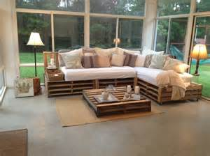 Wood Pallet Sofa by Recycled Wooden Pallet Sofa Ideas Pallet Wood Projects