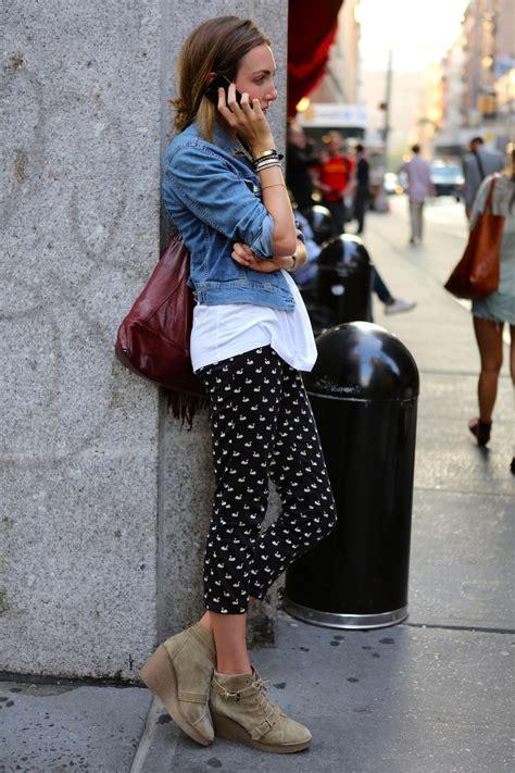 New York City Street Style Fashion Hello July! - Fashables