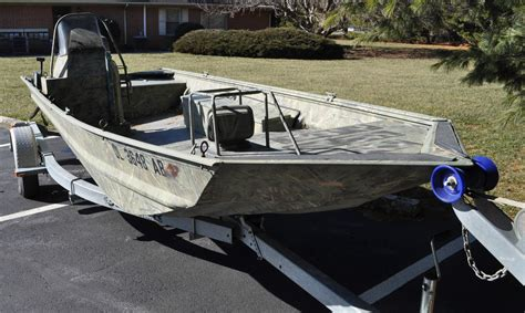 Used War Eagle Aluminum Boats For Sale by War Eagle Duck Boat Camo Boat Hunt Crab Fish