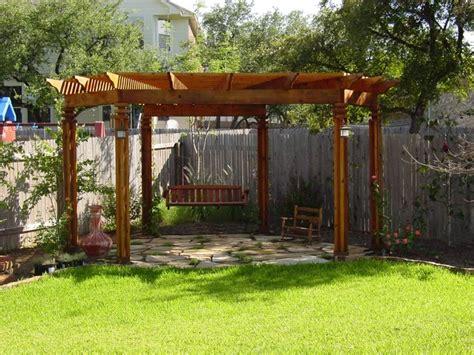 pergolas traditional patio by