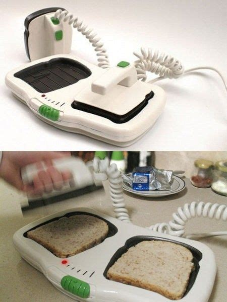 The Defibrillator Toaster by Products And Strange Things You Can