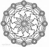 Mandala Coloring Printable Pages Cool Print Sheets Disney Cool2bkids Colouring Abstract Getcolorings Getdrawings Mystical Simple Discover sketch template