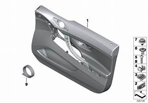 07147265039 - Expanding Nut  Door  Rex  Trim