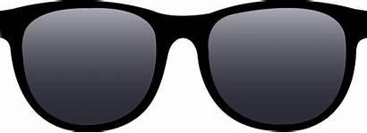 Clipart Glasses Cartoon Clip Sun Clipartion