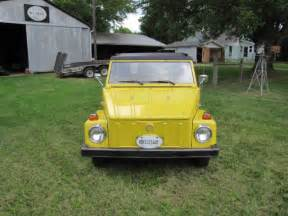 1974 Volkswagen Thing Type 181 For Sale