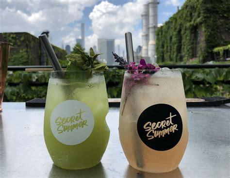 secret summer cocktail festival features  freshest
