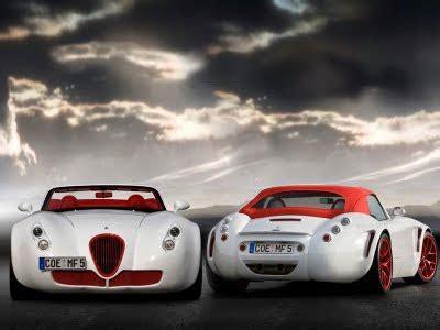 sports car usa wiesmann cars