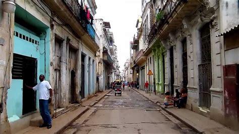 Streets Of Old Havana, Cuba Youtube