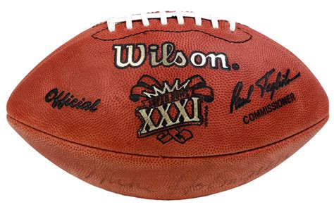 Today In Football History 126 Super Bowl Xxxi Pro