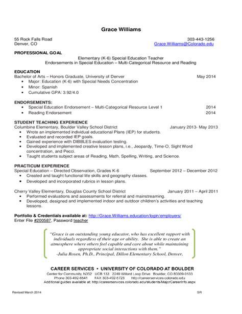sle resume free