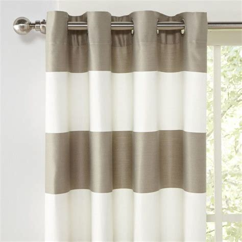 horizontal drapes best 25 horizontal striped curtains ideas on
