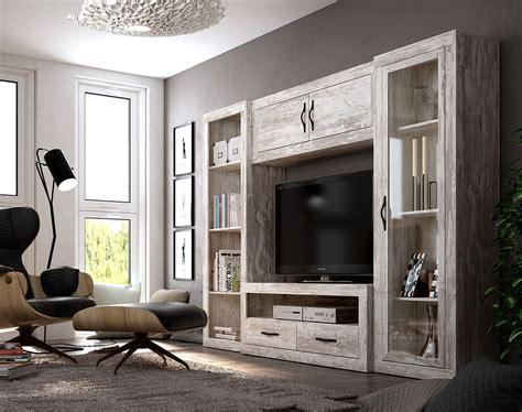 mueble de comedor  vitrinas composicion sky