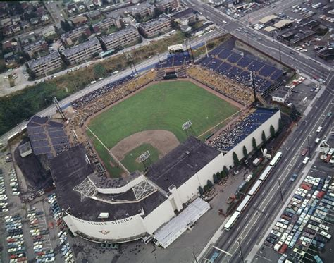 Sicks Stadium - history, photos and more of the Seattle ...