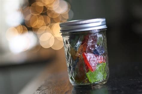 candy hard fashioned tack christmas wenderly aunt ball jars jar recipes flavors colors homemade holiday recipe marcey candies delight age