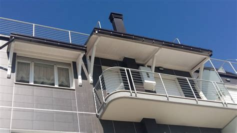 tettoie moderne tettoie moderne per copertura balconi nuova edilposa