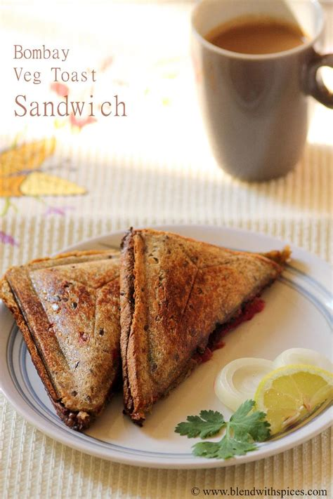Toast Sandwich by Bombay Veg Toast Sandwich Recipe How To Make Vegetable
