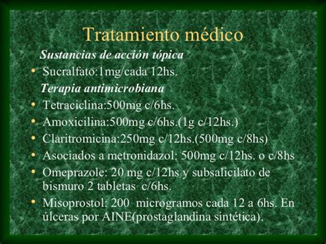 Misoprostol Tabletas Síndrome Ulceroso
