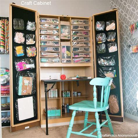 best 25 craft cabinet ideas on craft armoire craft room storage and scrapbook storage