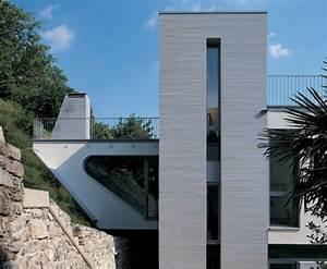Minimalist Modern Residential Architecture Design