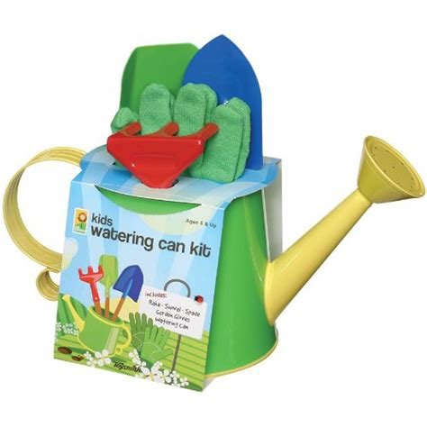 children s garden tools set gardening tools and watering can set educational