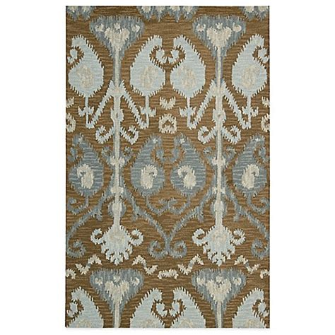 relaxed shades bed bath and beyond buy nourison siam 5 39 6 quot x 7 39 5 quot tufted area rug in