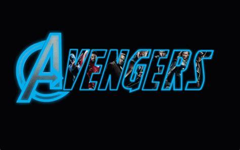 logo avengers wallpapers pixelstalknet