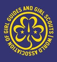 world association  girl guides  girl scouts justgiving