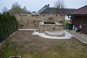 Gartengestaltung Mit Beton : gartengestaltung steinwelt rihs ~ Markanthonyermac.com Haus und Dekorationen