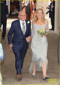 Rupert Murdoch & Jerry Hall Get Married Again - Wedding ...