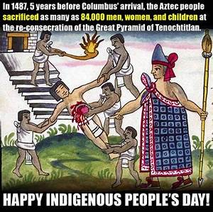 Never Yet Melted » Happy Indigenous Peoples Day
