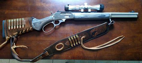 My Marlin 1895SBL in 45-70, scout scope | boomstick ...
