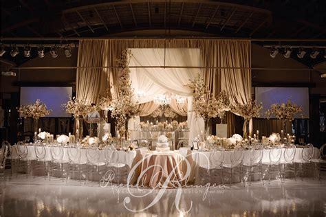 Table Draping - tables wedding decor toronto a clingen
