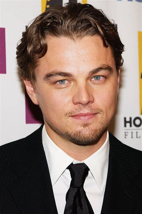 leonardo dicaprio hairstyles makeover hairstyles  hair colors  haircuts