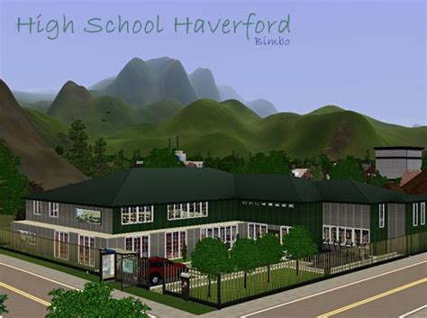 sims  blog high school haverford  lorrie