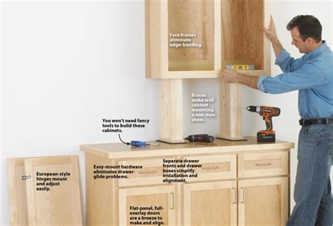 shelf insert for make cabinets the easy way wood magazine