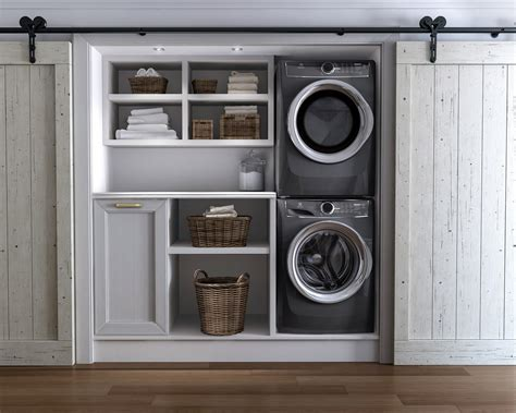 Closet Size For Stackable Washer And Dryer by Stacked Washer Dryer Transform The Way You Do Laundry