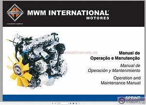 International Truck Full Set Manual Dvd