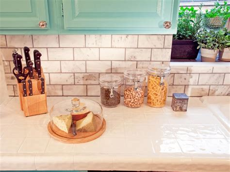 Tiled Countertops In Kitchen by Inspired Exles Of Tiled Kitchen Countertops Hgtv