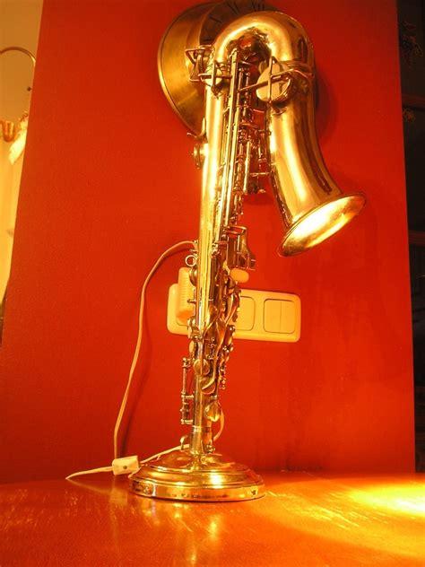 saxophone lamp lighting  ceiling fans
